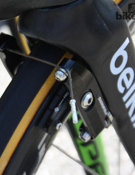 Giant are rumoured to be ending their sponsorship of the Belkin squad in favour of Argos-Shimano