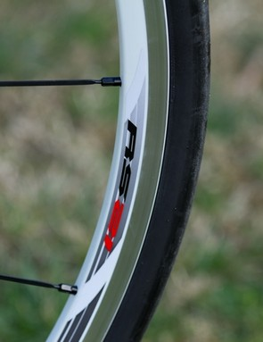 Shimano's RS21 wheels are super-light but dependable - a solid choice