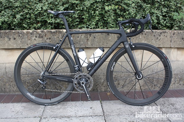 Lightweight's new Urgestalt frame is aimed at the sportive rider rather than the racer
