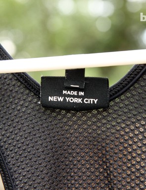Yep, Search and State makes the S1-S bib shorts in New York City, and even uses US-milled fabrics (save for the Cytech chamois)