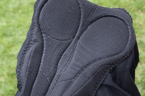 The Cytech stretch chamois is well placed and very comfortable for all-day rides, but be warned - its look is anything but flattering when you're off the bike