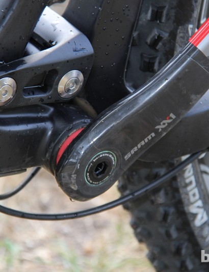 All the BMC Trail Fox 29ers use BB29 bottom brackets