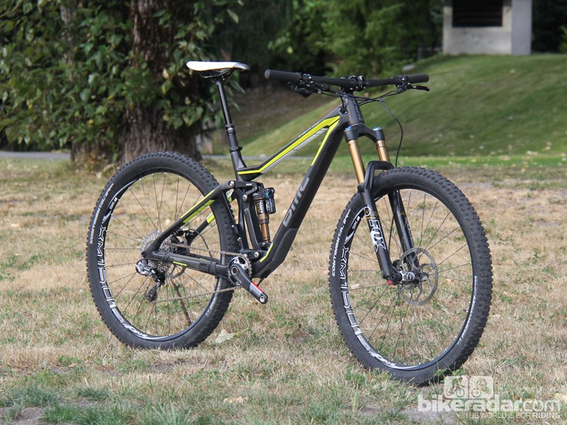 The BMC Trail Fox 29 is one of just a handful of 150mm travel 29ers. We look forward to testing it in the near future