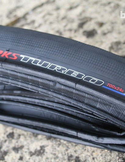 Specialized S-Works Turbo Tour of Britain limited edition tyre