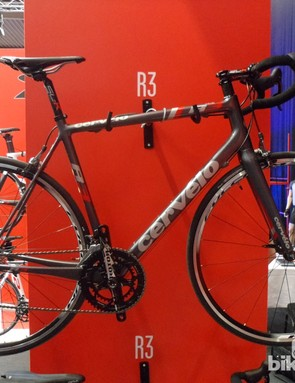 The Cervélo R3 Dark Force will sell for just £2,999. It will not be available stateside