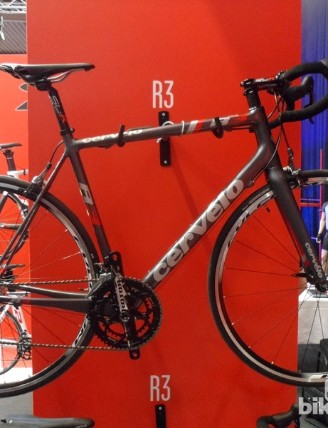 The Cervélo R3 Dark Force will sell for just £2,999
