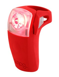 Knog's silicone lights have become a popular item for copy cats