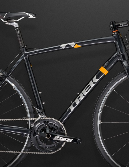 Trek will offer the Crockett in both rim brake and disc brake varieties