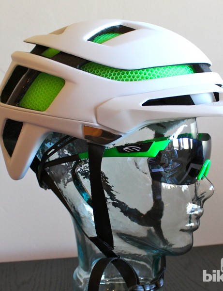 Smith Optics' new Forefront represents a true revolution in mountain bike helmet design and construction