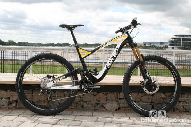 The GT Force X Carbon Pro has been tailored for the UK market and retails for £5,299.99