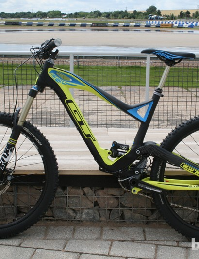 The GT Force X Carbon Expert has been tailored for the UK market and retails for £3,999.99