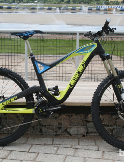 The GT Force X Carbon Expert retails at £3,999.99