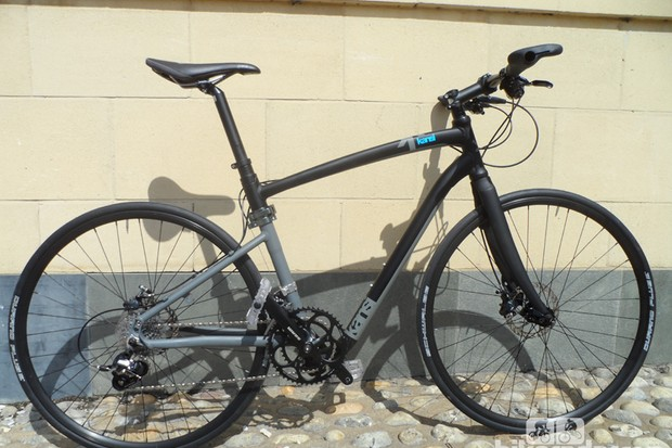 The new 700c folding bike from Kansi