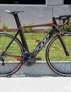 The 2014 AR4 gets a Shimano Ultegra build kit and will retail for US$3,499 (UK pricing is yet to be announced)