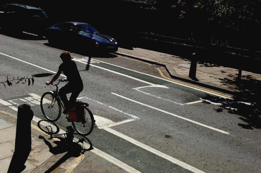 Could the proposed Newcastle University study support the argument for more backstreet cycle ways?