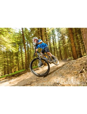The Giant Talon 2 is a built-for-Britain trail hardtail that proves there's life in 26in wheels yet