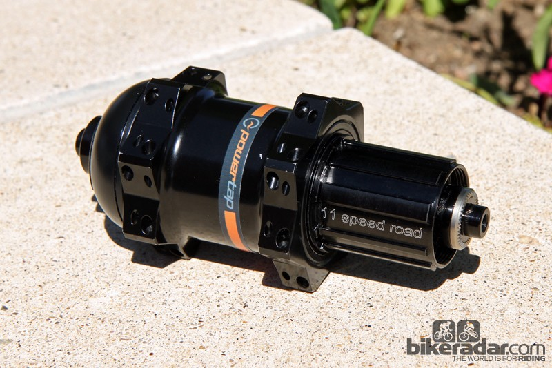 PowerTap GS Bluetooth power meter