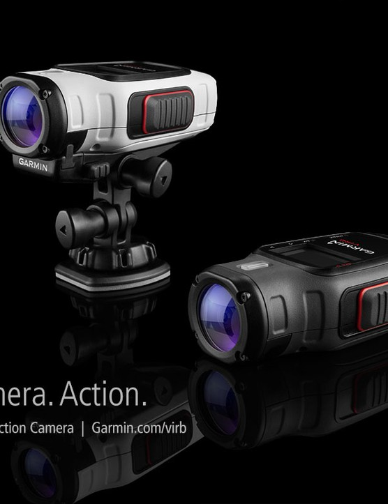 The Garmin VIRB and VIRB Elite action cameras