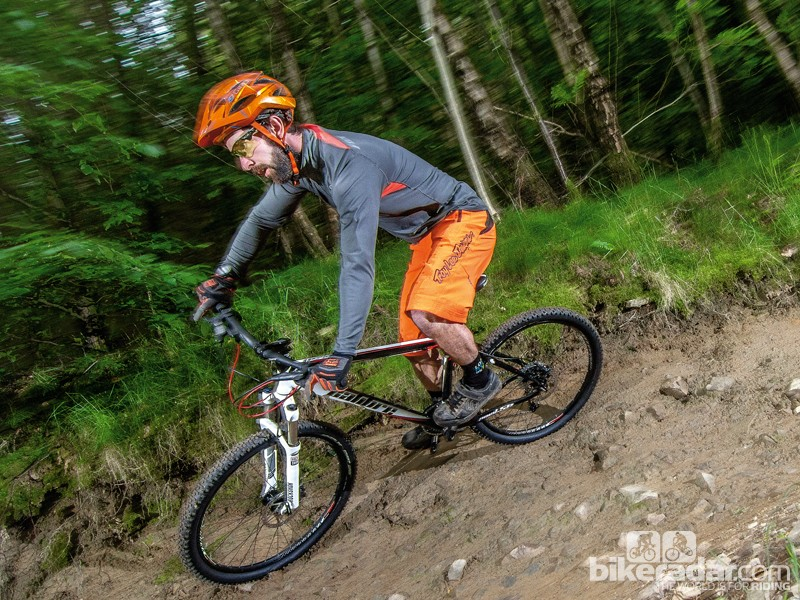 All in, Calibre's Point.50 is a good starting point for anyone looking to get into mountain biking