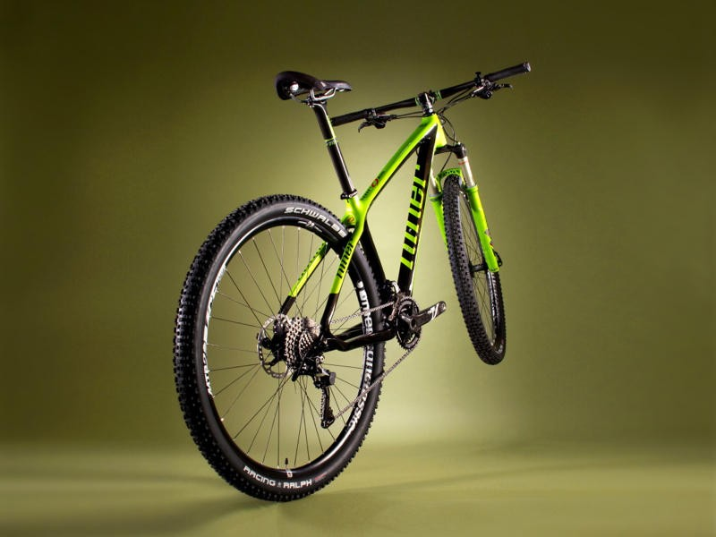 The Niner AIR 9 RDO won a gold award in the mountain bike category in the 2012 Eurobike awards