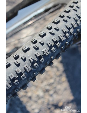 Increased rolling power was noticeable with the 29ers, testers reported