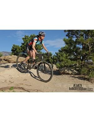 Specialized's new Rumor is a women's specific, full-suspension 29er packing 110mm of travel