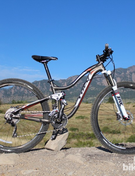 The Trek Lush comes in four models. We tested the Lush SL
