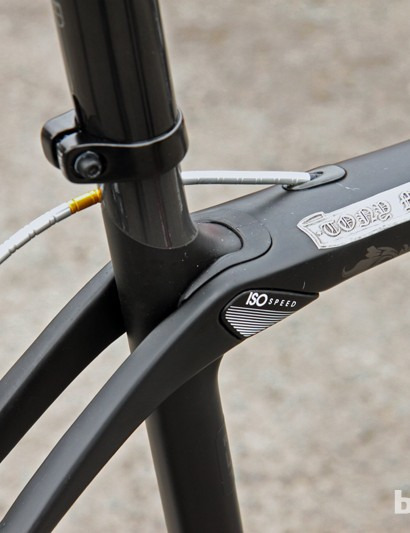 Skeptics were naturally dismissive of Trek's IsoSpeed seat cluster design, but it works extremely well - and now you can get it on a bike with an aggressive geometry, too, in the shape of the Domane Pro Fit