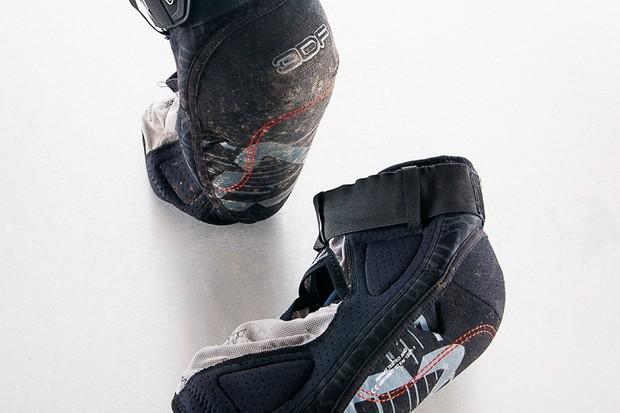 Leatt Knee Guard 3DF knee pads