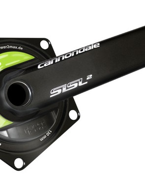 Power2Max Type-S Cannondale SiSL2 130 BCD