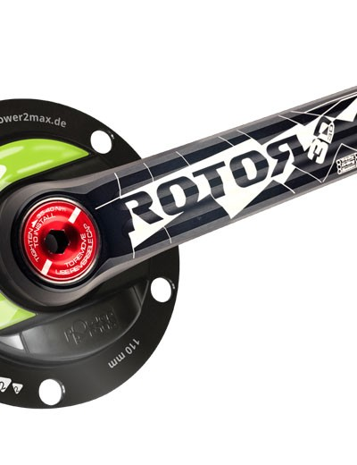 Power2Max Type-S Rotor 3D Plus 110 BCD