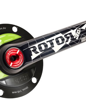 Power2Max Type-S Rotor 3D Plus Shimano 110 BCD
