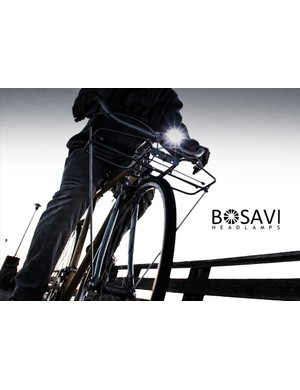 BikeRadar readers can get 40 percent off the Bosavi headlamp and handlebar mount combo until 29 August 2013
