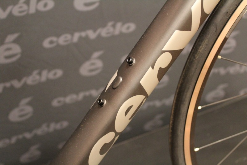 Squoval 3 is Cervélo's name for its latest iteration of rounded square tubing