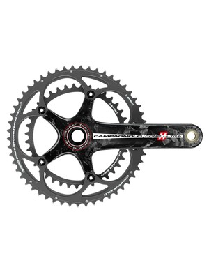 The new Campagnolo Over-Torque crankset