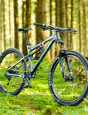The Whyte G-150 is an all-new, 150mm travel, 650b enduro race machine