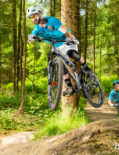 MBUK's Rob Weaver puts the Whyte G-150 through its paces in the Forest of Dean