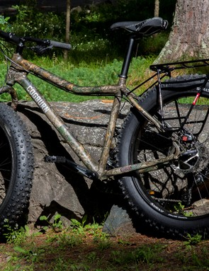 The Cogburn isn't QBP's first foray into fat bikes – the company makes Surly and Salsa models, too – but is a first as far as the target audience goes