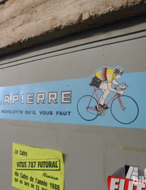 Lapierre have a long history in road bikes