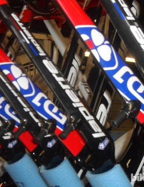 So which pro road team is it that Lapierre sponsor again?