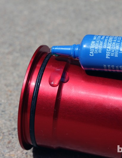 Sleeve retaining compounds can work wonders at quietening creaky bottom brackets but, ultimately, it's a band-aid rather than a solution to a fundamental problem