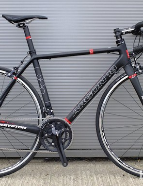 The £1,999.99 Argon 18 Krypton