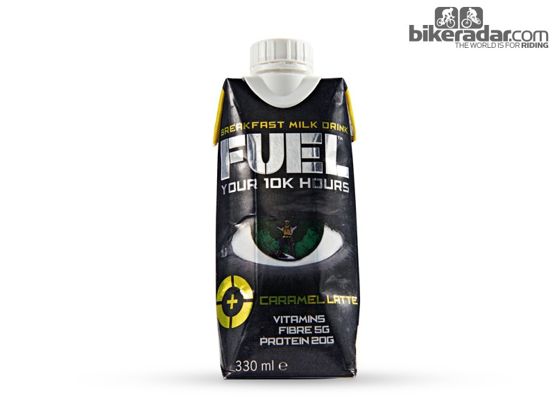 Fuel Your 10K Hours Liquid FUEL Breakfast Milk Drink