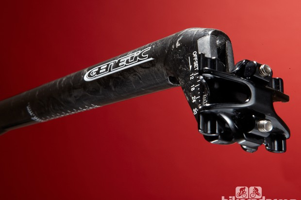 Genetic Slider carbon seatpost