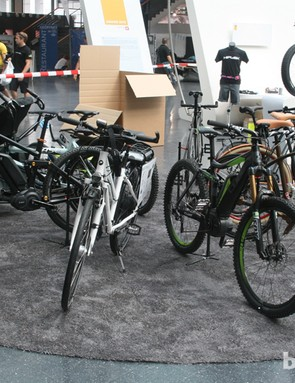Eurobike Awards aren't easy to come by… Pegasus, Cube and Bergamont are among the contenders