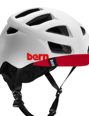 The US$89/£75 Allston is Bern's first dedicated cycling helmet
