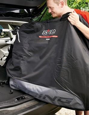 Scicon Travel Plus Racing bike bag