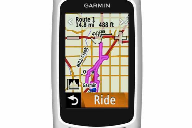 The Garmin Edge Touring Plus