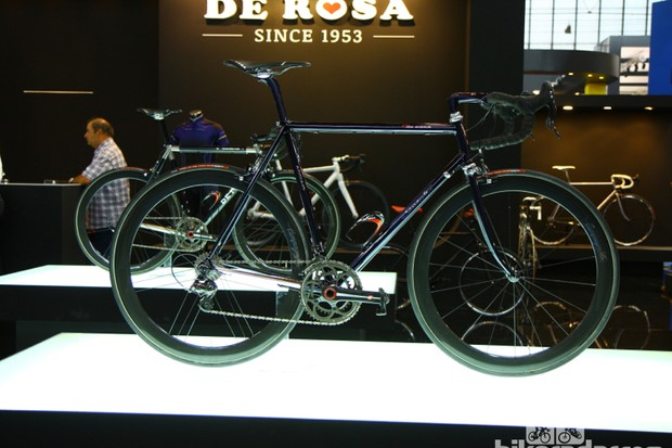 De Rosa is celebrating its 60th anniversary this year with the Sessanta special edition collection of bikes