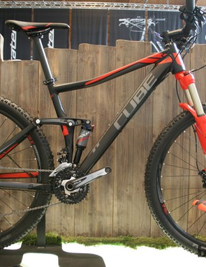 This Cube Sting 120 29er retails at just €1,499